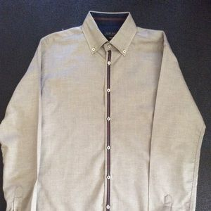 Men's Zara Button down